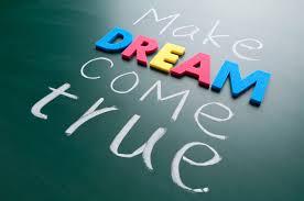 dream big and achieve it